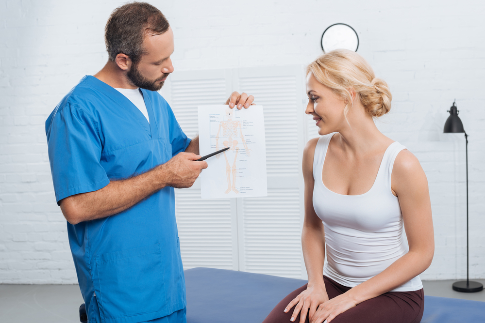 Do you need outpatient rehabilitation therapy?