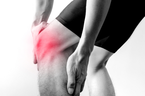 Pain in the knee may require runner's knee treatment.